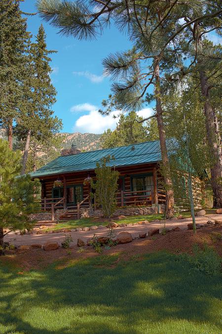 Copper Cabin