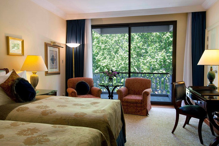 Park Twin Bedroom