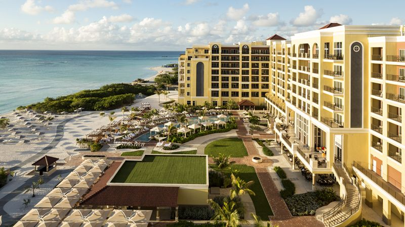Ritz Carlton Aruba Resort